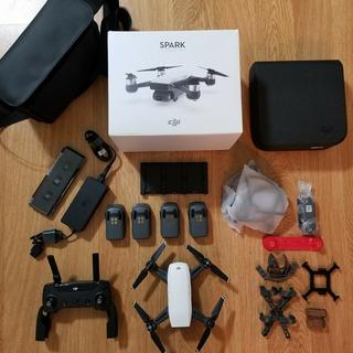 Drone Dji Spark Completo Combo + Accesorios