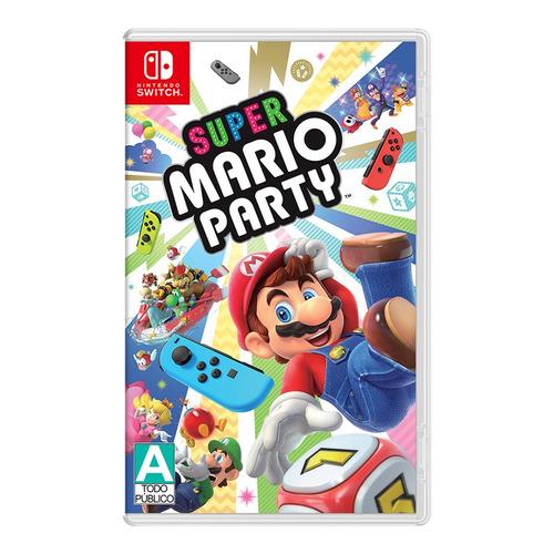 Imagen 1 de 4 de Super Mario Party