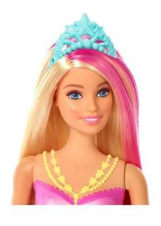 Barbie Sirena Brillante Dreamtopia Mattel Sumergible