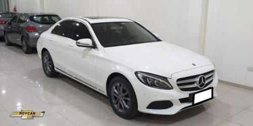Mercedes Benz C200 Avantgarde 4p 2.0aut. Km17.948 Año 2019
