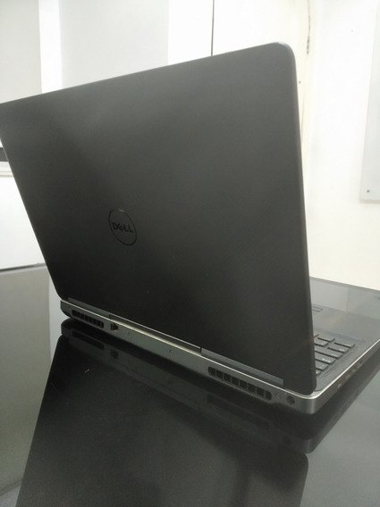 Notebook Dell Precision 7510 Intel Quad Xeon 24gb Ssd Nvidia