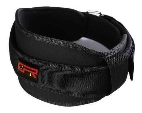 Cinturón Negro De Apoyo Para Cargar - Hombre / Talla Ch