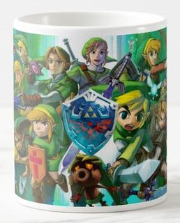 Taza The Legend Of Zelda Varios Modelos 11oz Envío Gratis