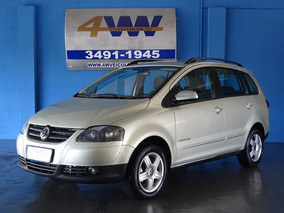 Volkswagen Spacefox Comfort 1.6 2008