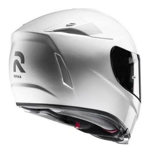 Capacete Hjc Rpha70 Solid White