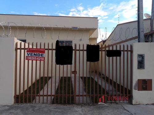 Casa Geminada Para Venda Em Vila Olímpia Taubaté-sp - 458