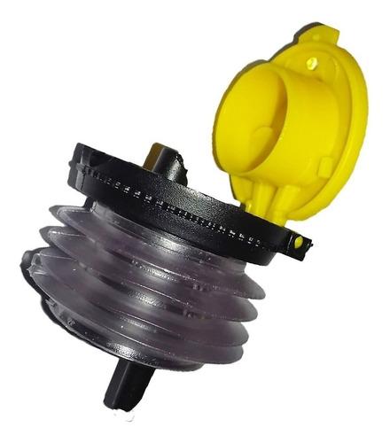 Imagen 1 de 8 de Tapa Pico Tapon Cebador Con Luz Termo Para Stanley