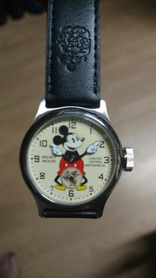 Reloj Mickey Mouse Shareholder Cuerda No Ingersoll Prototyp