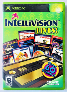Intellivision Lives! Xbox Seminuevo Envio Gratis Gamechief