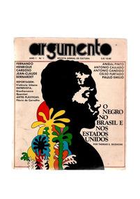 Livro Argumento O Negro No Brasil Nos Estados Unidos Nº 01