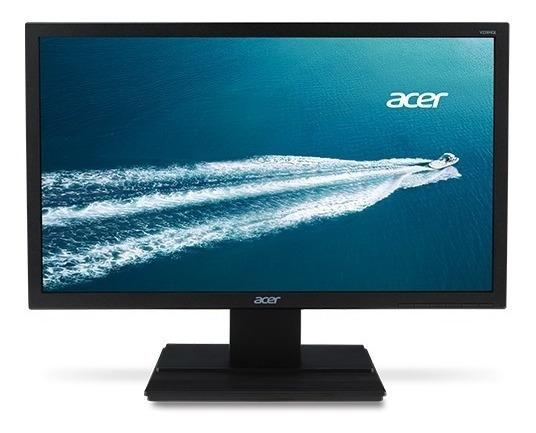 Monitor Acer 21,5 V226hql Full Hd! Portas Dvi-in,vga E Hdmi.