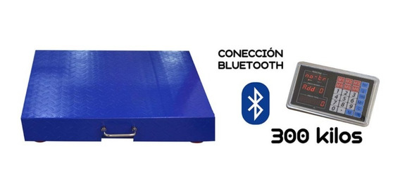 Gramera Digital De 300 Kg Bluetooth Industrial