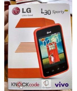 Celular Smartphone Lg L30 3g Android 4.4 Dual Frete Gratis