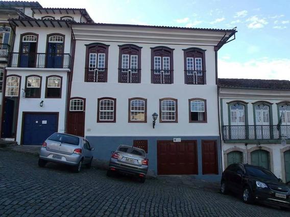 Vende-se Casarão Em Ouro Preto Em Frente À Igreja Do Rosário