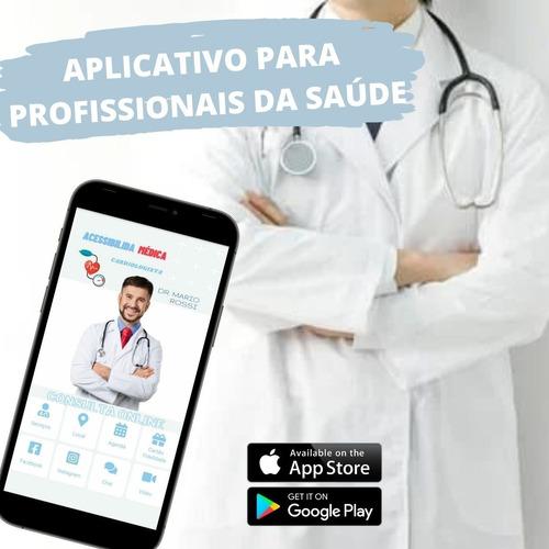 Imagem 1 de 5 de Aplicativo Exclusivo P/ Você Profissional Da Saúde