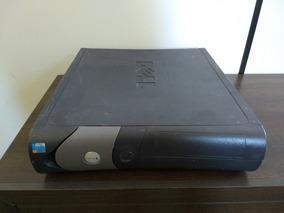Pc Cpu Dell Celeron - Memória 2gb Ddr2 Ram - Hd 40gb Sata