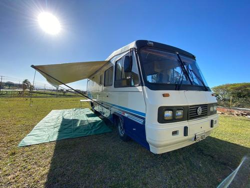 Motorhome Vw Trailcar 87/87