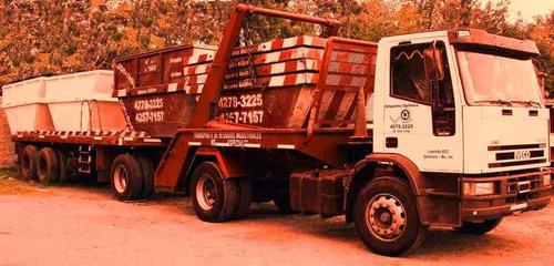 Imagen 1 de 4 de Volquetes En Avellaneda - 48 Horas - Tierra / Escombro