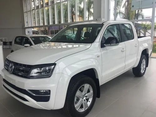 Amarok Volkswagen Pick Up 2021 Anticipo $900.000 Tasa 0% M-