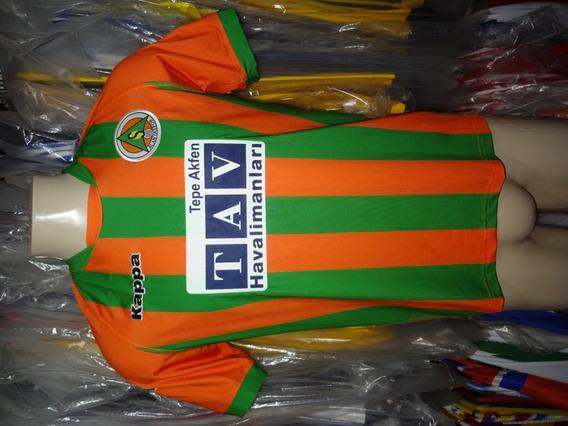 Camisa Alanyaspor Turquia Nº 21 Nsakala De Jogo
