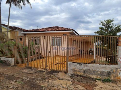 Casa À Venda, 173 M² Por R$ 300.000,00 - Califórnia - Londrina/pr - Ca2089