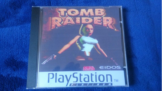 Jogo Tomb Raider Ps1 ( Patch)