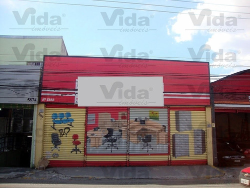 Galpão Em Quitaúna  -  Osasco - 21445