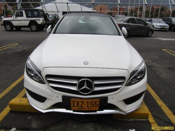 Mercedes Benz Clase C C250 Amg 2.0 At