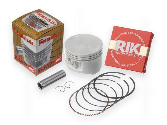 Kit Pistão Yamaha Ttr 230 C/ Anel Rik Premium Std À 2.00