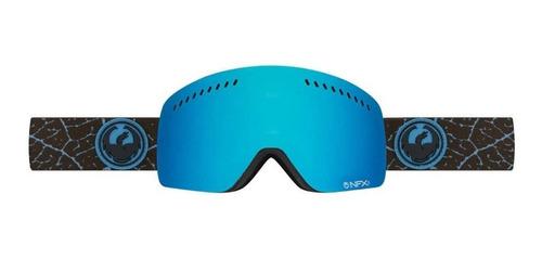 Antiparra Ski/snowboard // Dragon Nfxs Petal Blue + Lente