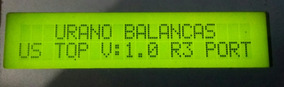 Display Principal Urano Us 30/2 Md
