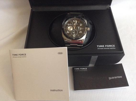 Reloj Para Caballero Marca Time Forcé