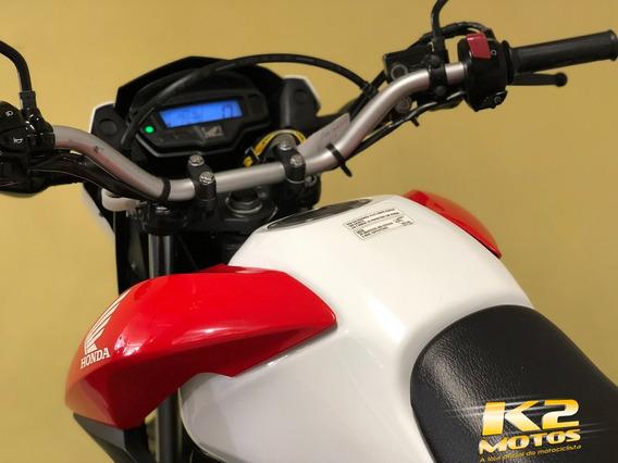 Honda Nxr160cc Bros Esdd (2017) Vermelha