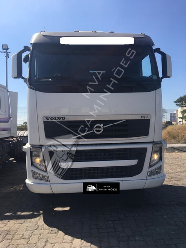 Caminhão Volvo Fh 460 6x2 T