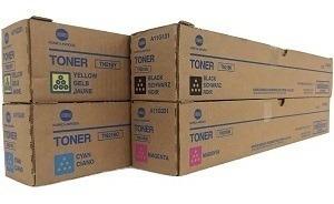 Toner Konica Minolta Tn216, C220, C280, C360