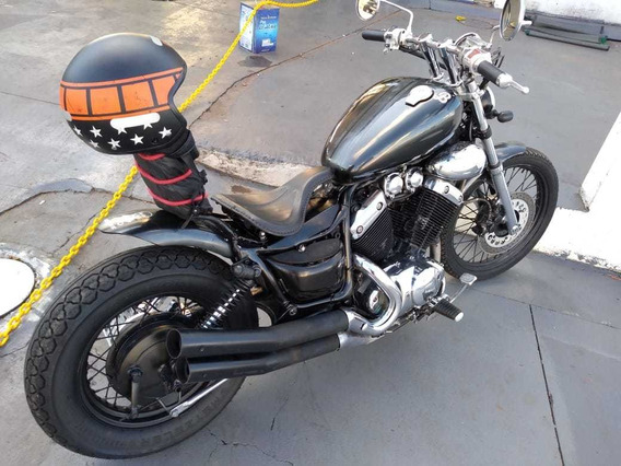 Moto Boober Americana.
