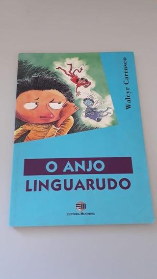 Livro O Anjo Linguarudo-top-usado-oferta-perfeito