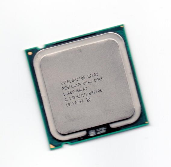 Processador Intel Dual Core E2180 2.00ghz Lga 775 Fsb 800