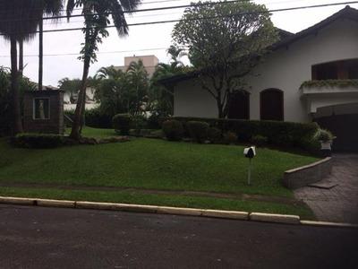 Casa Com 3 Dormitórios Para Alugar, 450 M² Por R$ 8.000/mês - Alphaville Residencial 1 - Barueri/sp - Ca0628