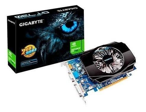Placa De Video Gt 730 2gb Ddr3 128bit - Usada