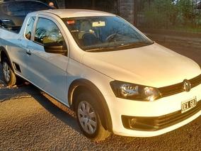 Volkswagen Saveiro 2014 Solo 62000 Kms!! Todos Los Service!!