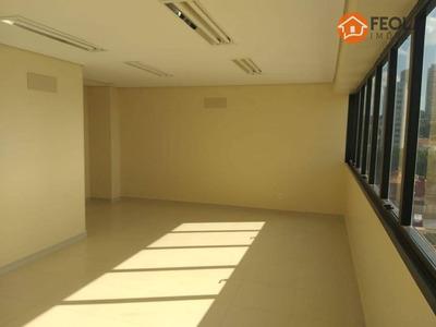 Sala Para Alugar, 40 M² Por R$ 1.600/mês - Centro - Americana/sp - Sa0078