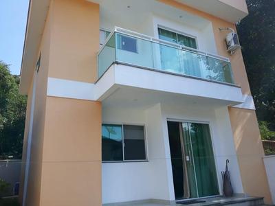 Casa Em Várzea Das Moças, São Gonçalo/rj De 0m² 4 Quartos À Venda Por R$ 400.000,00 - Ca214291