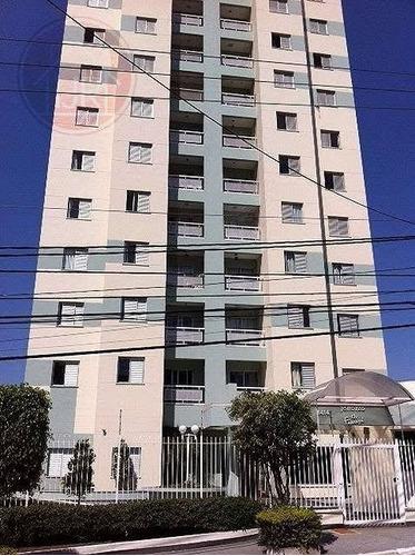 Imagem 1 de 28 de Apartamento Para Venda, 2 Dormitórios, Vila Mazzei - São Paulo - 3527