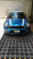 Mini Cooper 1.6 Chili 6vel Aa Tela/piel Qc Mt 2009