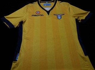 Camisa Lazio Away 2014 Tam. M Player Original