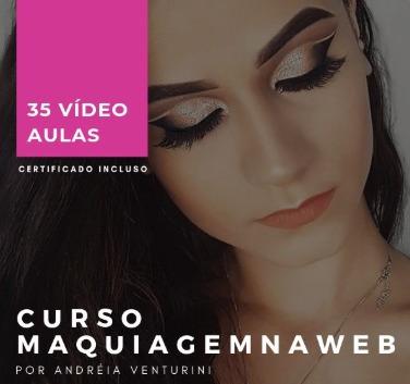 Curso Maquiagem Online Renda Extra