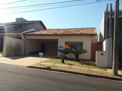 Casa Com 3 Dormitórios Para Alugar Por R$ 2.200/mês - Condomínio Jd. Dos Ipês I - Limeira/sp - Ca0426