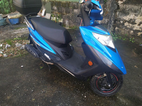 Lindy 2018 125cc - Azul - Abc - Com Alarme