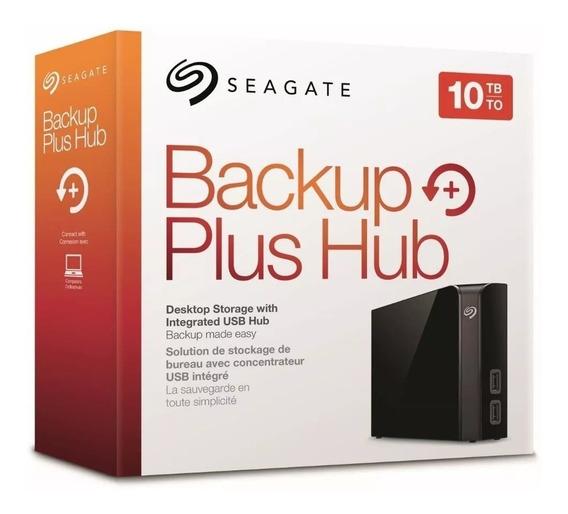 Hd 10tb Externo Seagate Backup Plus Hub Usb 3.0 C/nf